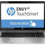 hp envy touchsmart 17-j153cl touchsmart laptop