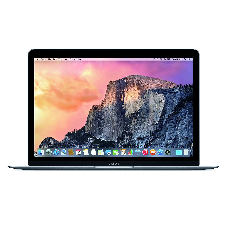Apple MacBook MJY1LL/A 1 inch Laptop with Retina Display, 51GB