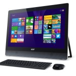 Acer Aspire 21.5 inch Full HD All-In-One Touchscreen PC AZ1-621G-UW11