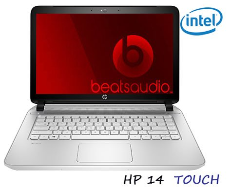 hp touchsmart 14 v138 14 inch ultraportable pc review. Black Bedroom Furniture Sets. Home Design Ideas