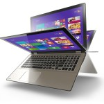 Toshiba Satellite 2-in-1 Convertible Tablet UltraBook 15.6 Touchscreen Laptop Radius P55W-B5224