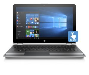 HP x360 Flagship High Performance 2-in-1 Convertible Laptop PC