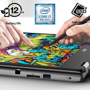 Acer Spin 3 Convertible Laptop Stylus
