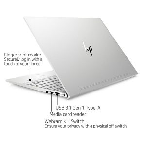 "HP ENVY 13-aq0044nr 13"" Thin Laptop Connectivity"