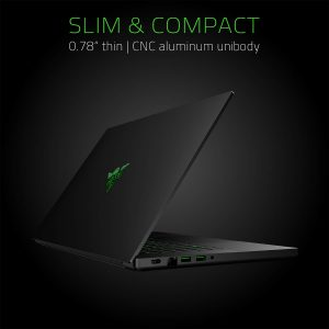 Razer Blade 15 Gaming Laptop 2019 - Intel Core i7-9750H 6 Core, NVIDIA RTX 2060