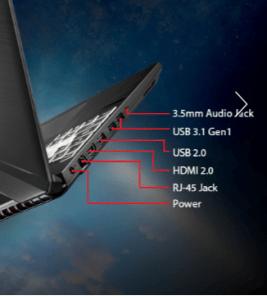 Asus TUF FX505DT-AH51 Gaming Laptop