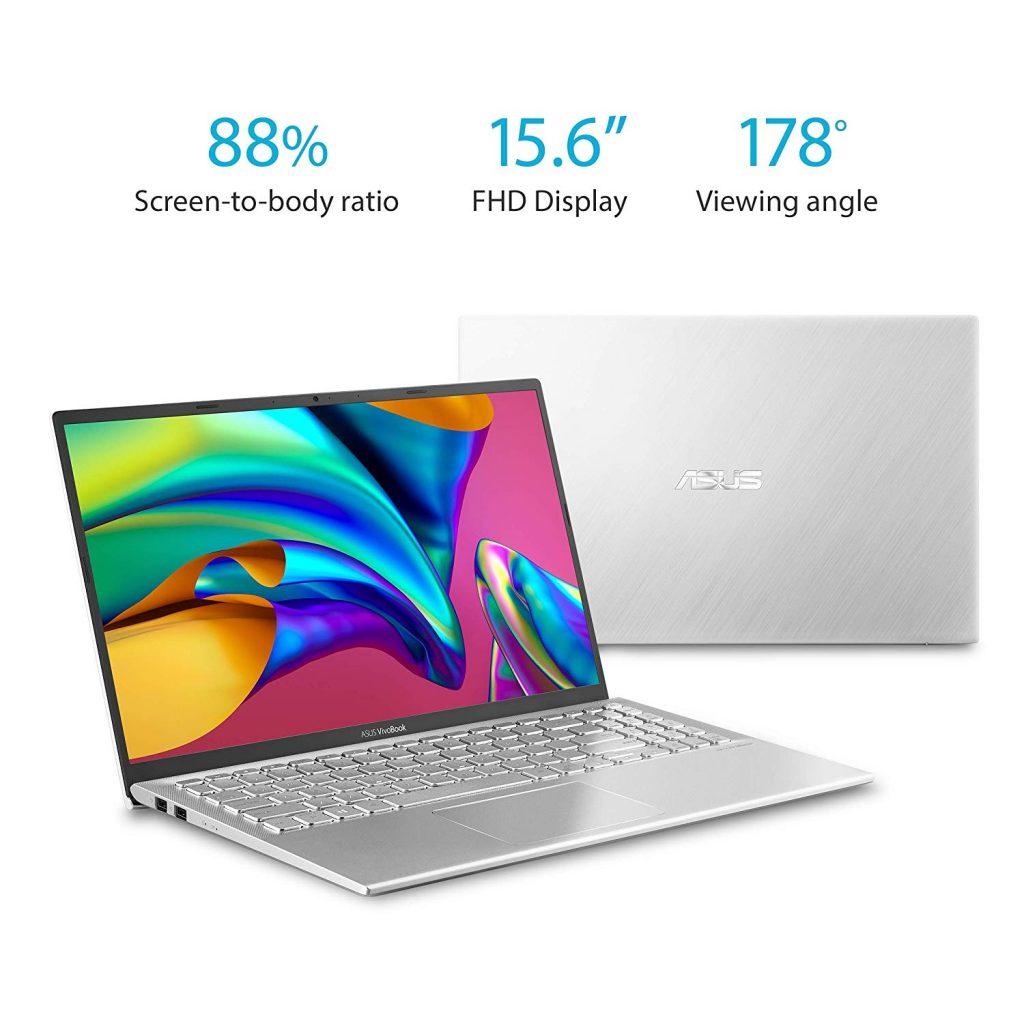 Asus Vivobook S15 S512fa Db51 15 6 Fhd Laptop Intel I5 8gb Ram 256gb Ssd Review Https Computercritique Com