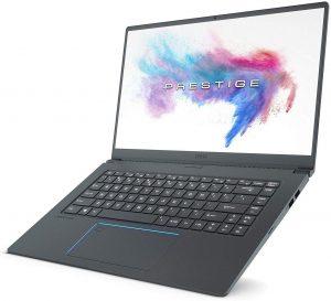 MSI PS63 Modern-096 15.6 Ultra Thin Laptop