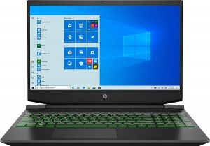 HP Gaming 15-EC0013DX 15.6 FHD