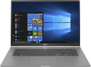 LG Gram Thin and Light Laptop 17-inch 17Z990