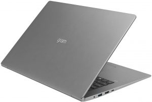 LG Gram Thin and Light Laptop 17 17Z990- WQXGA Aluminium