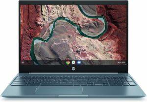 HP Chromebook 15-de0517wm- 15.6 Full HD Touch