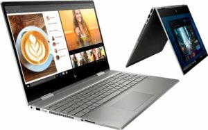 HP Envy x360-15.6 FHD Touch - 10th gen i7-10510U