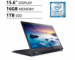 Lenovo Ideapad Flex 5 15.6 FHD IPS Touchscreen, i7-8550U 2-in-1 Business Laptop