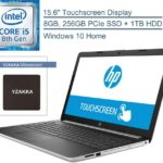 2020 HP 15 Touchscreen Laptop