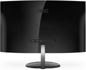 AOC CU32V3 Super-Curved 4K UHD Monitor VA Panel