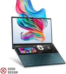 asus zenbook duo 2-in-1 screenpad plus