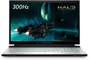 New Alienware m17 R3 17.3 inch FHD Gaming Laptop