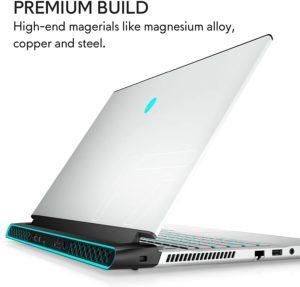 alienware m17 r3 luna light gaming laptop