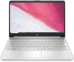 HP 15-ef0021nr, 15-inch HD Laptop, AMD Ryzen 3 3200U