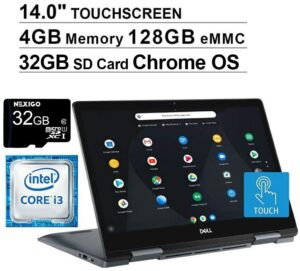 2020 Dell Inspiron Chromebook 14 7486
