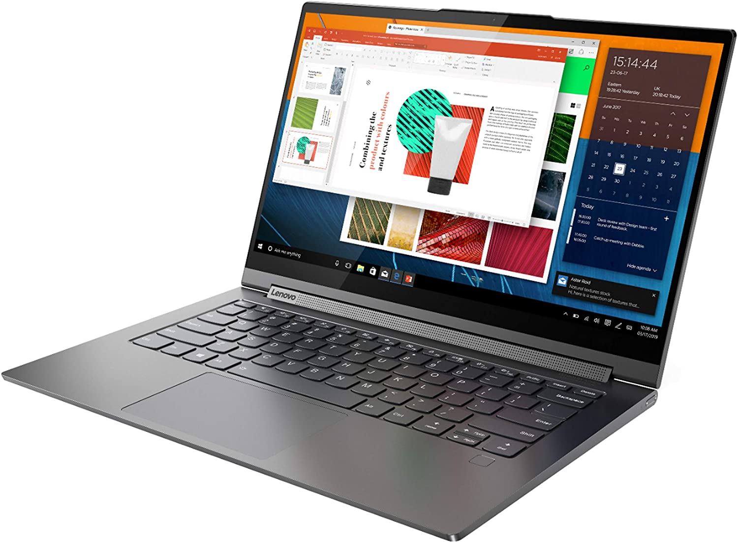 Lenovo Yoga C940 2-in-1 14-inch Ultra-Light Touch Laptop
