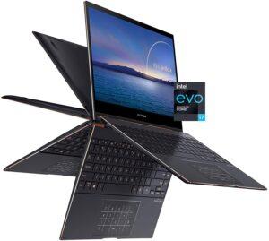 "ASUS ZenBook Flip S Ultra Slim Laptop, 13.3"" 4K UHD OLED"
