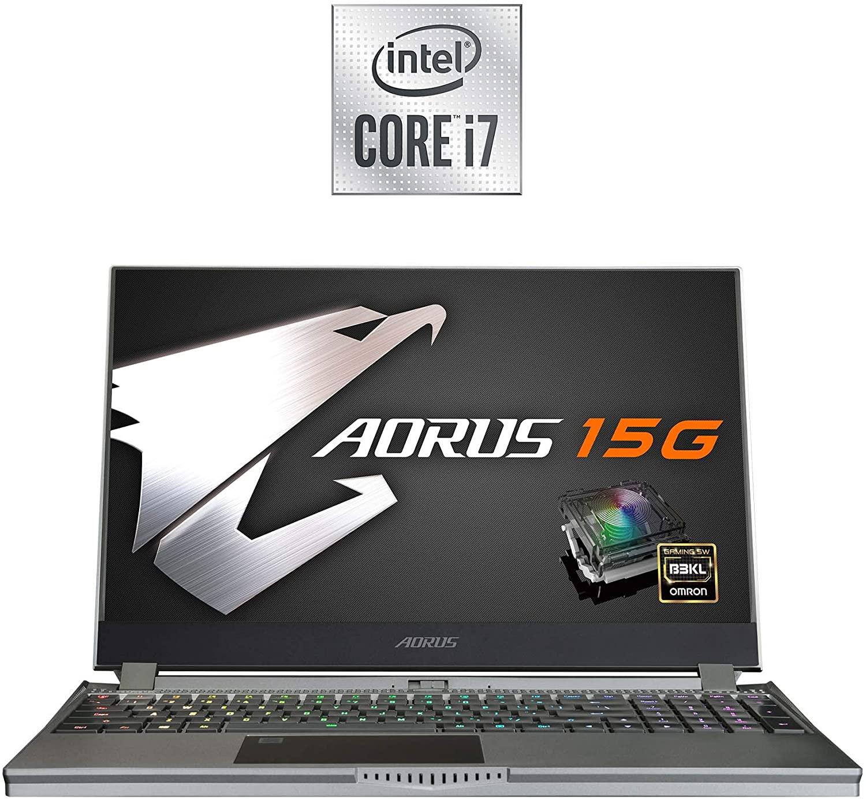 2020 AORUS 15G WB Performance Gaming Laptop